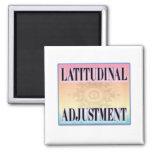 """Latitudinal Adjustment"" magnets"