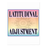 """Latitudinal Adjustment"" postcards"