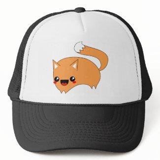 Leaping Kawaii Fox hat