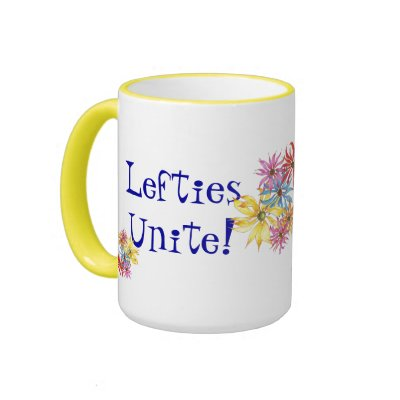 Lefties Coffee Mug mug