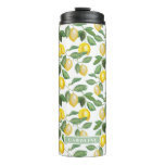Lemon Season | Thermal Tumbler