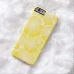❤️ Lemon Slices Barely There iPhone 6 Case