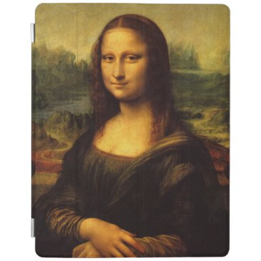 Leonardo Da Vinci Mona Lisa Fine Art Painting iPad Smart Cover