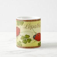 Lepatriinu (Ladybug) Vintage Estonia Mug