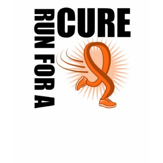 Leukemia Run For a Cure shirt