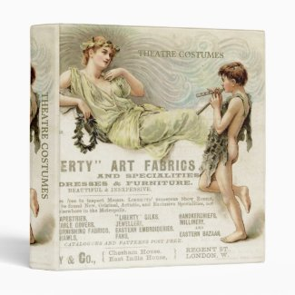 Liberty Gondoliers Vinyl Binders