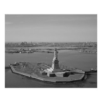 Liberty Island Photograph Print
