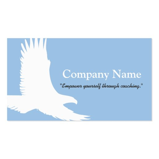 Life Coach Business Card Template | Zazzle