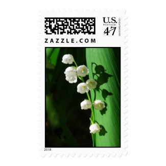 Lily of the Valley Postage