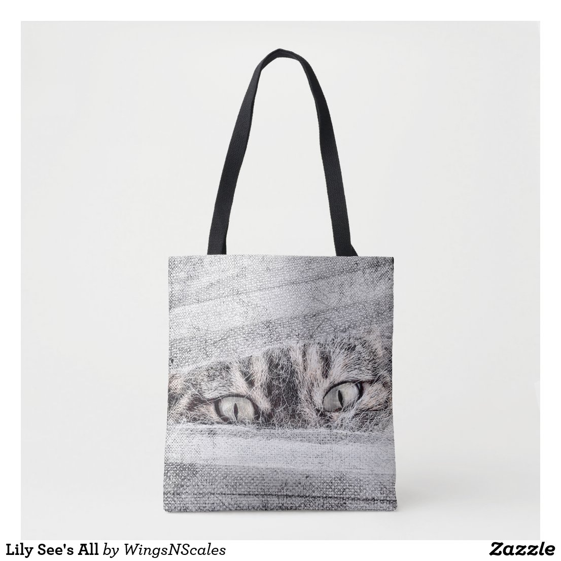 Lily See's All Tote Bag