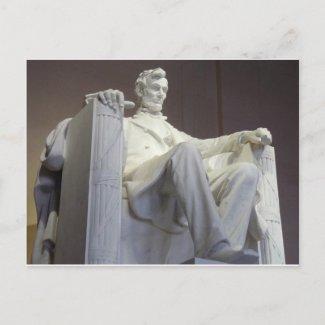 Lincoln Memorial Postcard postcard