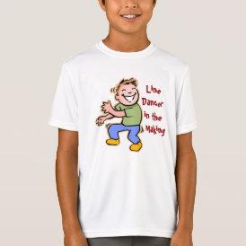 Line Dancer in the Making! (Boy) T-Shirt