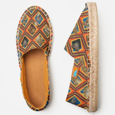 Lion King | Characters Diamond Pattern Espadrilles
