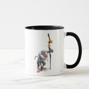 Lion King Rafiki standing Disney Mug