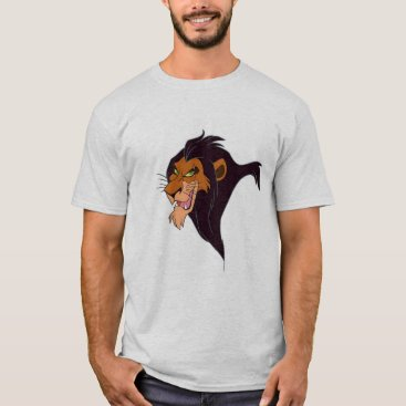 Lion King's Scar Disney T-Shirt