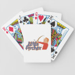 Little Archer Bicycle Playing Cards