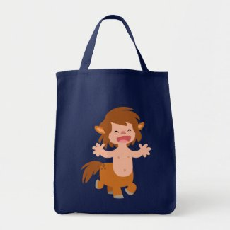 Little Cartoon Centaur Bag bag