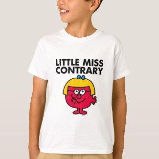 Little Miss Contrary T-Shirt