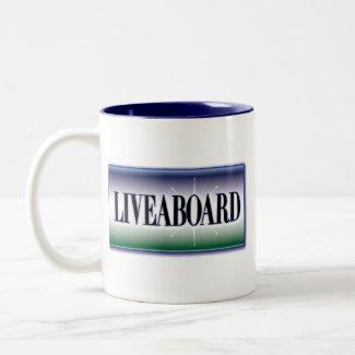 Liveaboard Mugs