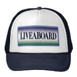 Liveaboard hats