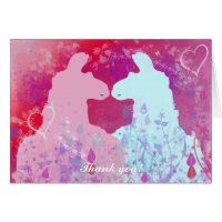 Llama Greeting Cards Birthday, Wedding, Get Well