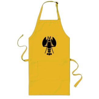 Lobster seafood apron apron