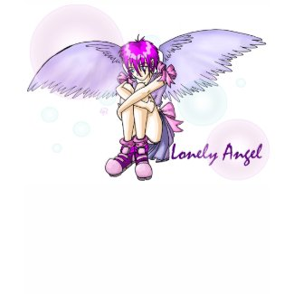 Lonely_Angel shirt
