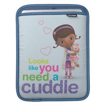 Looks Like You Need a Cuddle Sleeve For iPads