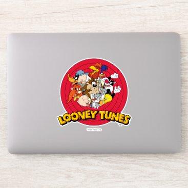 LOONEY TUNES™ Character Logo Sticker
