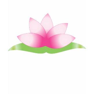 Lotus Blossom shirt