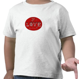 Love - A Positive Word Tees