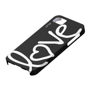 love iPhone SE/5/5s case