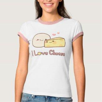 Love Cheese Tee shirt