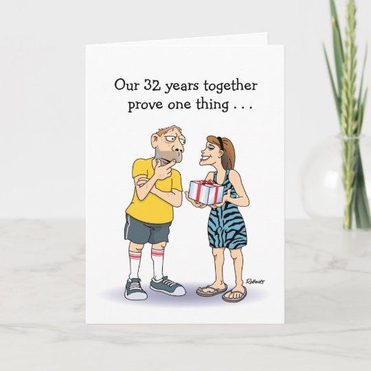 32nd Wedding Anniversary 1