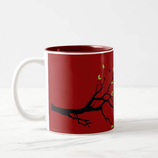 Love is Universal Two-Tone Mug