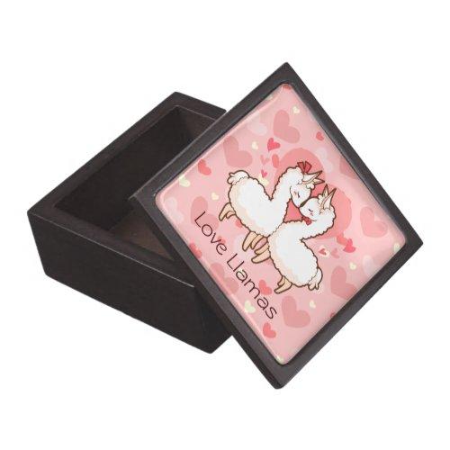 Love Llama Gift Box