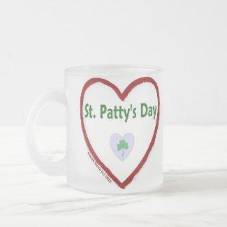 Love St. Patty's Day Mugs