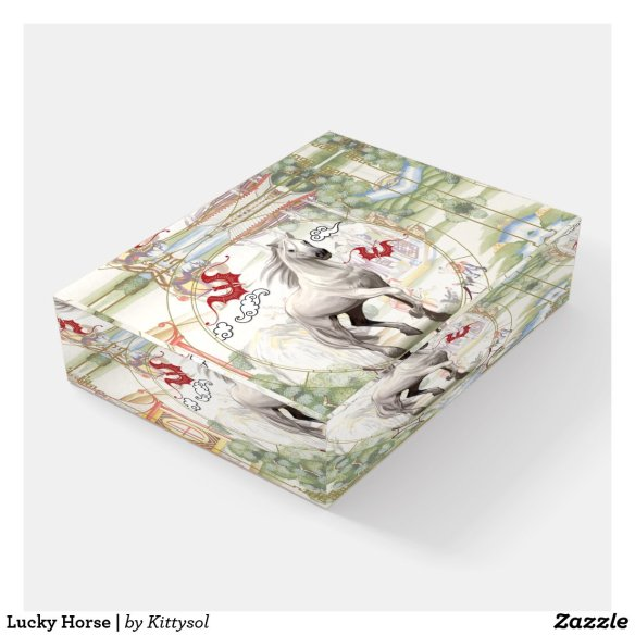 Lucky Horse | Paperweight