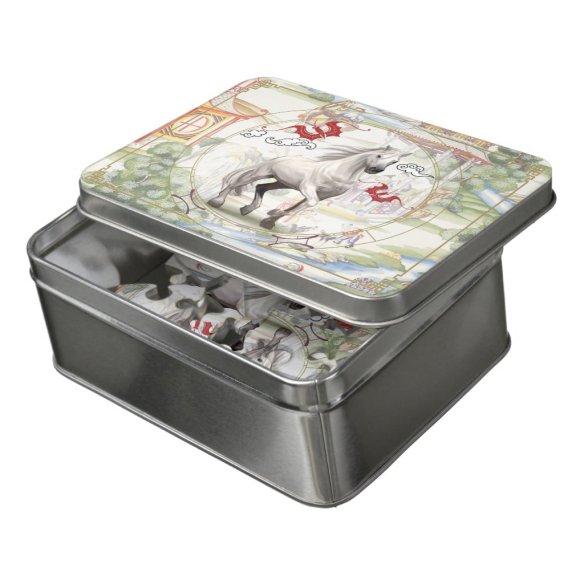 Lucky Horse | Zodiac puzzle