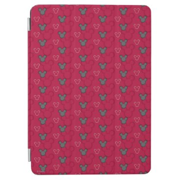 Main Mickey Shorts   Red Icon Pattern iPad Air Cover