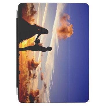 Maldives sunset iPad air cover