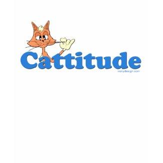 Male Cattitude shirt