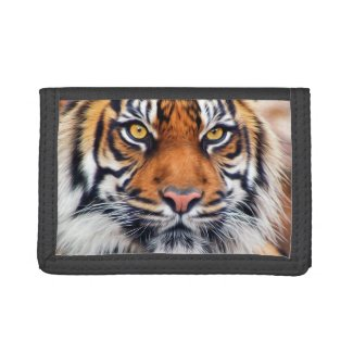 Male Siberian Tiger Wallets