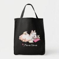 Mama Llama Tote Bag