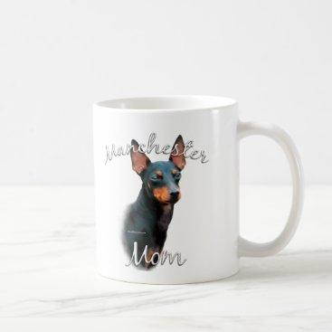 Manchester Terrier Mom 2 Coffee Mug