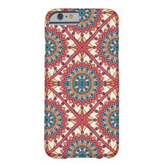 Mandala iPhone 6/6s, Barely There Phone Case