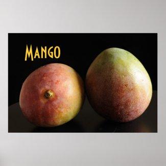 Mango print