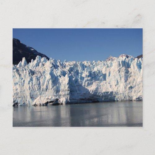 Margerie Glacier, Alaska Postcard postcard
