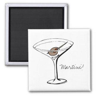 Martini magnet magnet