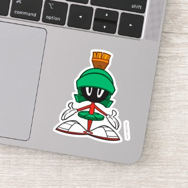 Marvin Front Sticker